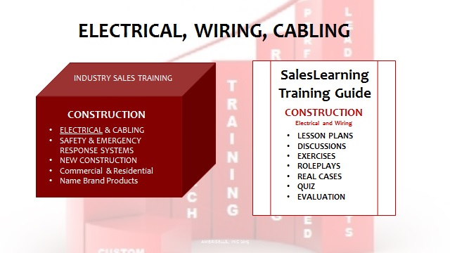 Electrical, Wiring and Cabling