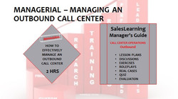 Managerial Managing An Outbound Call Center