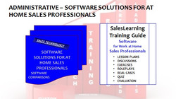 Administrative Software Solutions For At Home Professionals