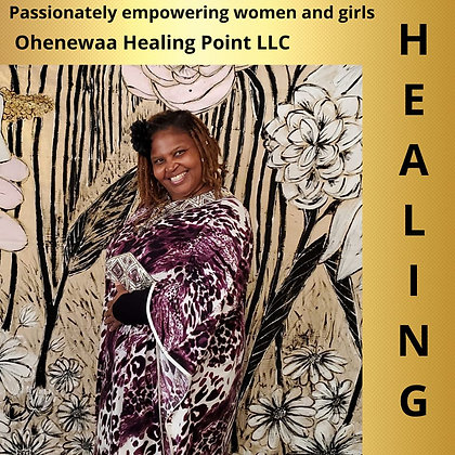 Ohenewaa Healing Point Personal Coaching Sessions