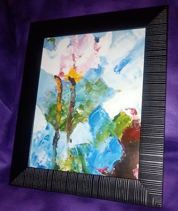 Earthy Watercolors By JT Art Gallery