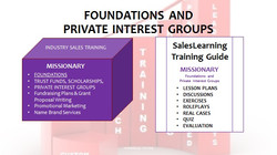 Foundations and Private Interest Groups
