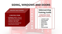 Siding, Windows and Doors
