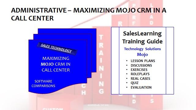 Administrative Maximizing Mojo