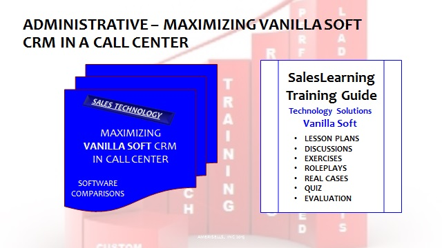 Administrative Maximizing Vanilla Soft