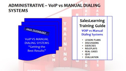 Administrative VoIP vs Manual Dialing Systems