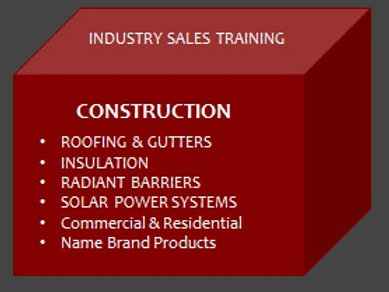INDUSTRY TRAINING - Roofing Sales Webinar