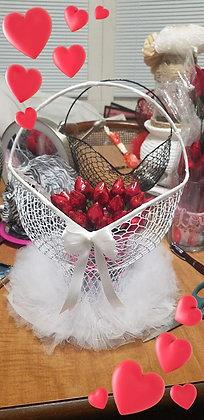Krafty & Creative Wire Basket Small