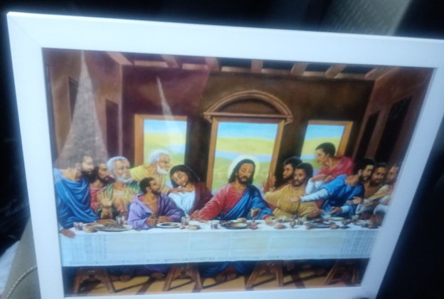 The Diverse Supper By JT Art Gallery