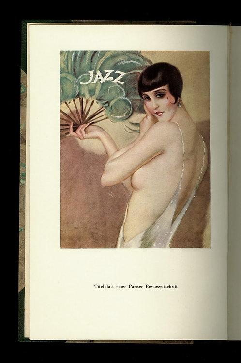 Octave Uzanne. Die Pariserin. La Parisienne. Dresde (1929). 1/500 ex. Superbe