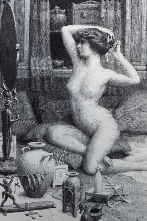 Bérénice de Judée par J.-H. Rosny illustré par Léonce de Joncières (1906)
