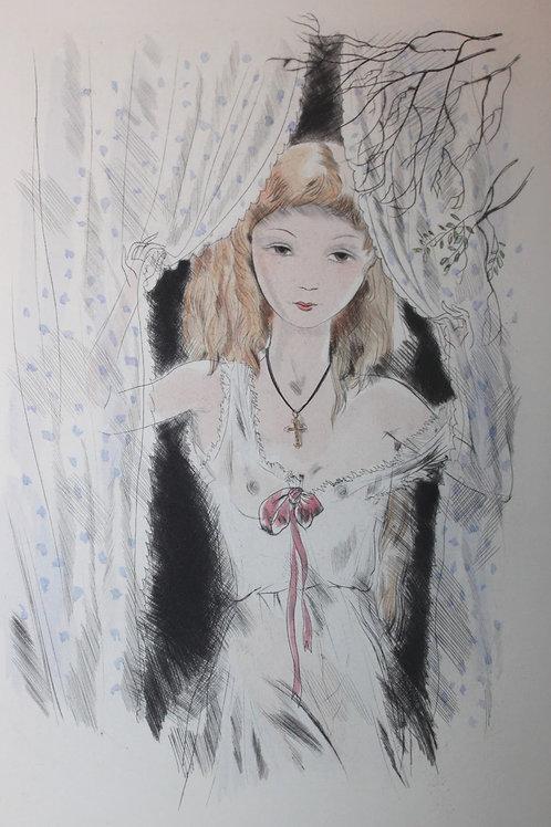 Les Dés pipés ou Fanny Hill par Pierre Mac-Orlan (1951). Illustré par G. Barret