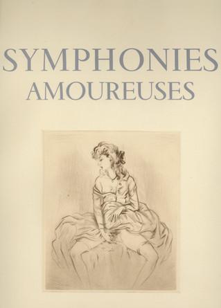 Adults only. Symphonies amoureuses. Suite de seize gravures à la pointe sèche rehaussées.