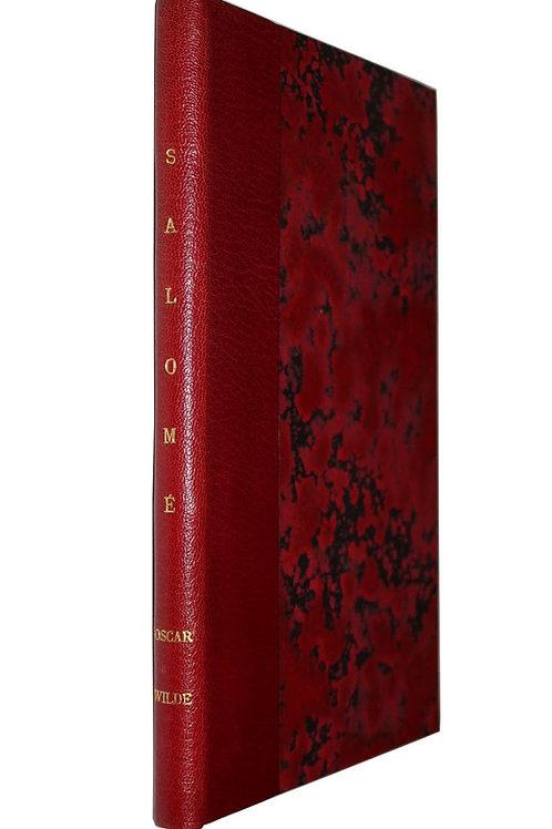La Salomé d'Oscar Wilde illustré par Aubrey Beardsley (1920). 1 des 35 Japon