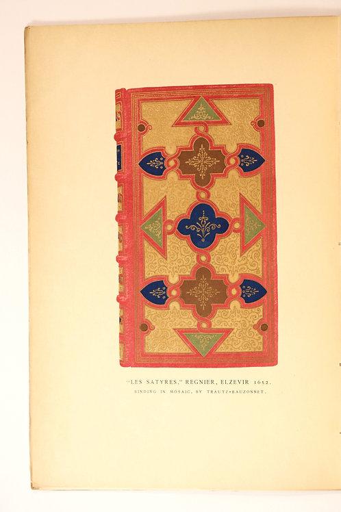 Henri Pène du Bois. Octave Uzanne. Four Private Libraries of New-York (1892)