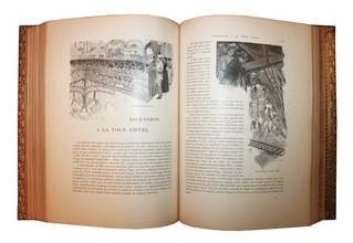 Octave Uzanne et le livre à l'Exposition Universelle de Paris en 1889 : les relieurs d'art.