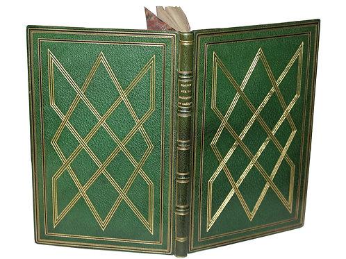 Notice sur la marquise de Créquy (1855) imprimée à seulement 25 ex.