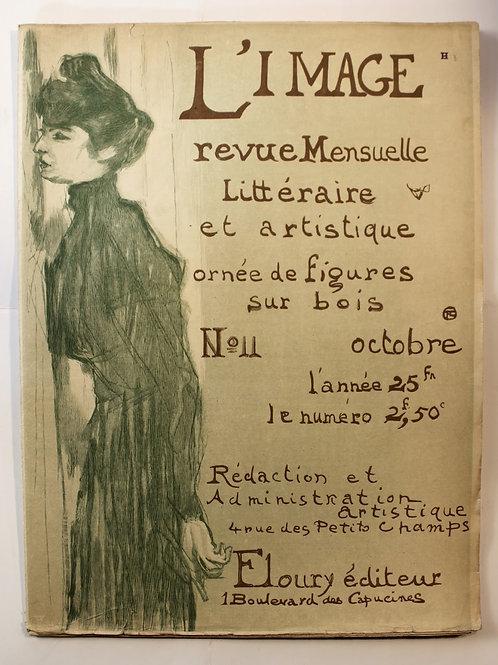L'Image, Revue artistique et littéraire (1896-1897)