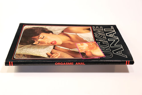 Orgasme anal. Roman-Photos. 1978. Superbe état.