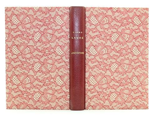 Jacinthe ou les images du péché (1934). 15 héliogravures érotiques par P. Beloti