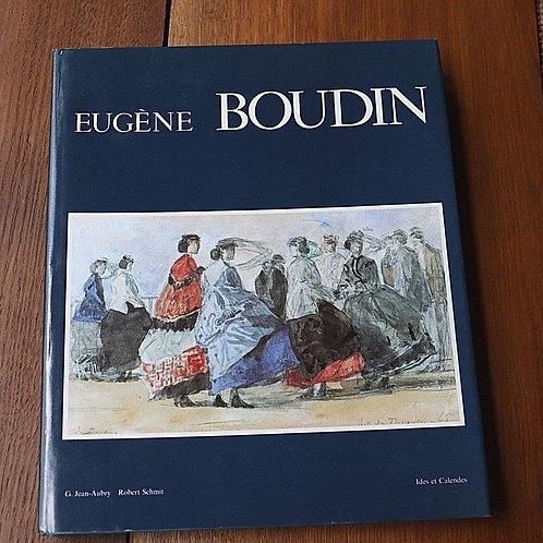1987 Eugène Boudin Schmit Aubry art peinture impressionnisme Ides et Calendes