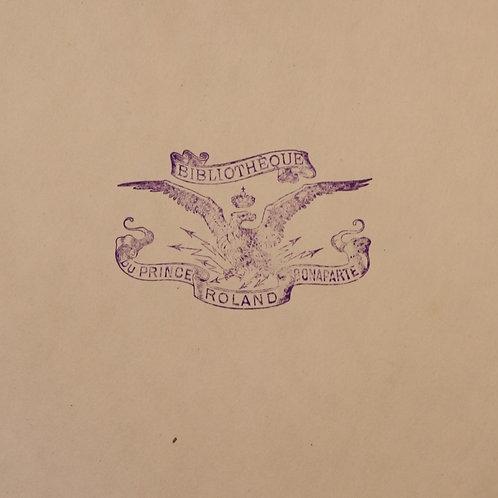 Vin Mariani. Octave Uzanne. La Panacée ... (1899). Roland Bonaparte. Japon rare