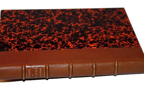 Amours Parisiens par Charles Diguet (1873). Edition originale. Belle reliure