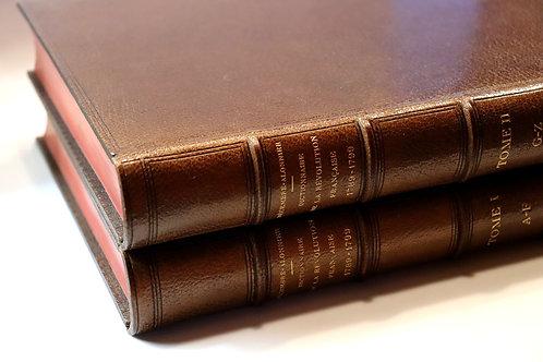 Décembre-Alonnier. Dictionnaire de la Révolution Française (1866-1868). Superbe