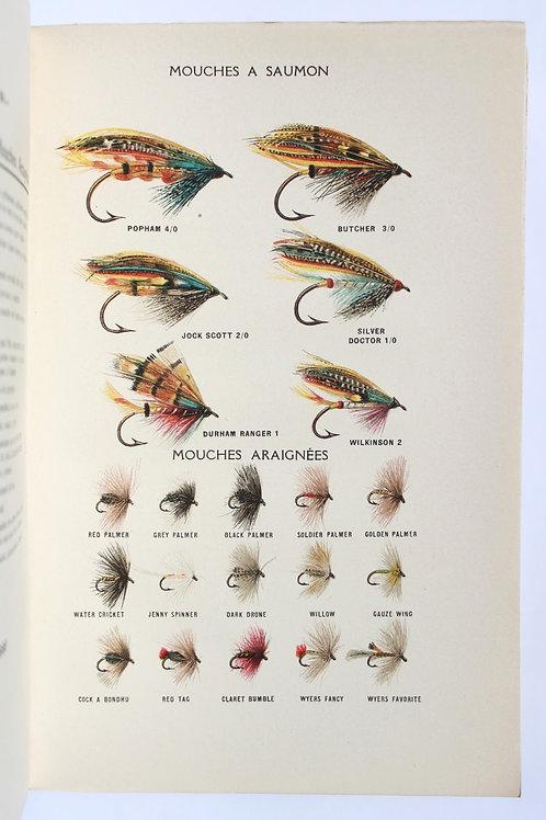 L'Art de la Pêche de la Truite et du Saumon à la Mouche Artificielle par Shaw
