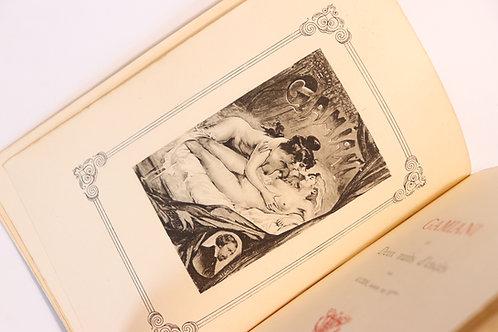 Alfred de Musset. Gamiani ou Deux Nuits d'excès (1907). Paul Avril