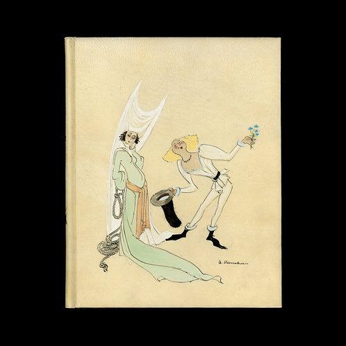 Jacques Touchet. Les Quinze Joies du Mariage. 1930 (Paris, Kieffer). Ex. unique.