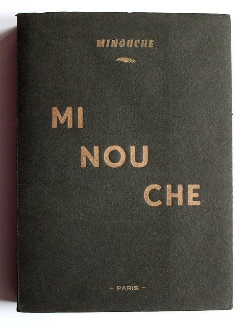 Minouche (1959). Roman pornographique clandestin. Rare