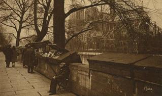 Restons sur les quais : La gent bouquinière. Esquisse parisienne (1876)