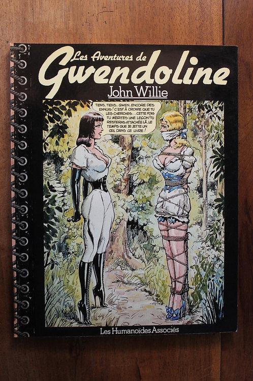 John Willie. Les Aventures de Gwendoline (1976). Bel exemplaire