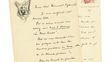 Lettres de l'éditeur belge Henry Kistemaeckers à Octave Uzanne. 7 courriers datés entre le 6 avr
