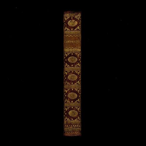 Rétif de la Bretonne (Restif de la Bretone). L'Andrographe (1782). EO rare