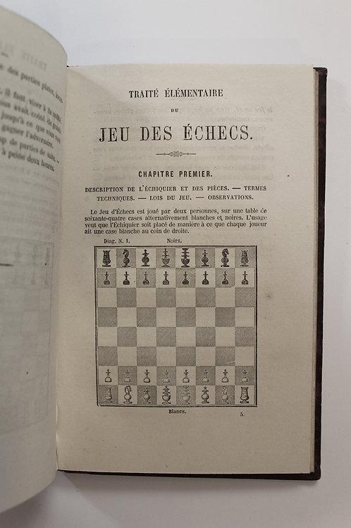 J. A. de Rivière et Duncan Forbes. Nouveau Manuel illustré du jeu d'échecs 1861