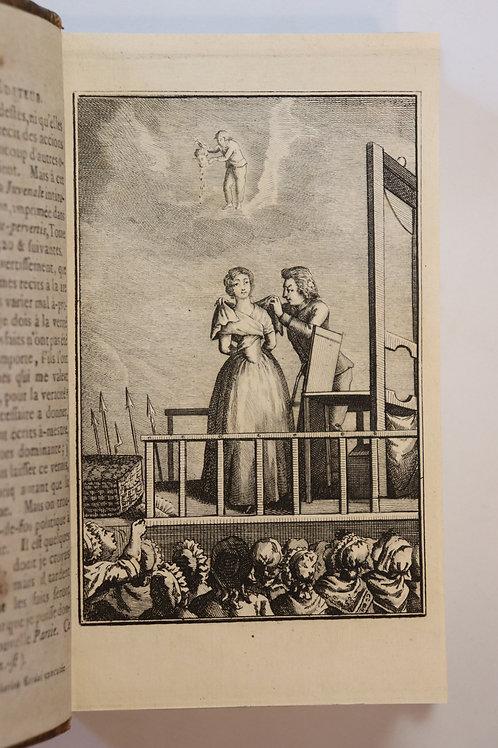 Rétif de la Bretonne [Restif de la Bretone]. Les Nuits de Paris. 1788-1794