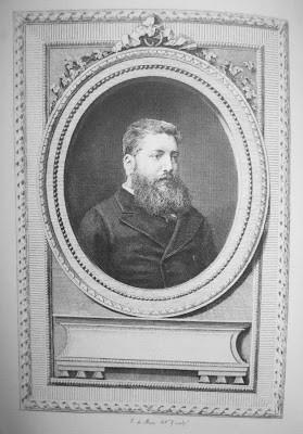 Le baron James de Rothschild (1844-1881).