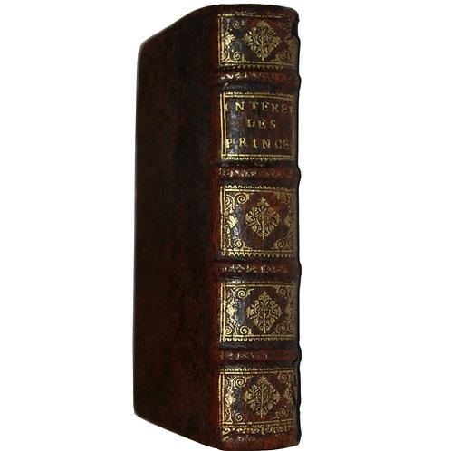 Les Intérêts et Maximes de Princes et des Etats souverains (1666)