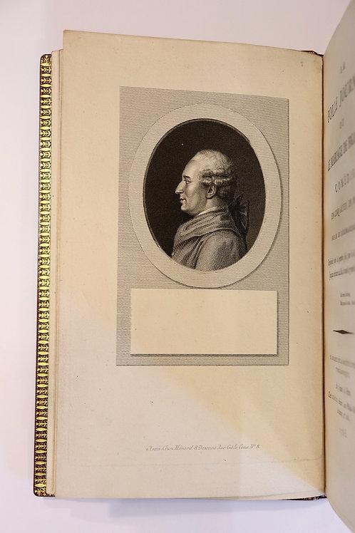 Beaumarchais. Le mariage de Figaro (1785). EO de Kehl. Maroquin de Champs. Rare.