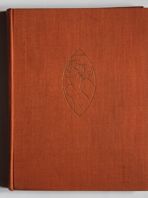 Le Gamiani d'Alfred de Musset en édition allemande (1928). 10 photos de dessins