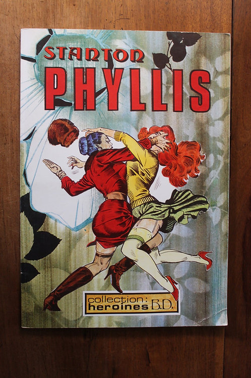 Stanton. Phyllis. Collection Heroïnes BD Adultes 1977 BDSM