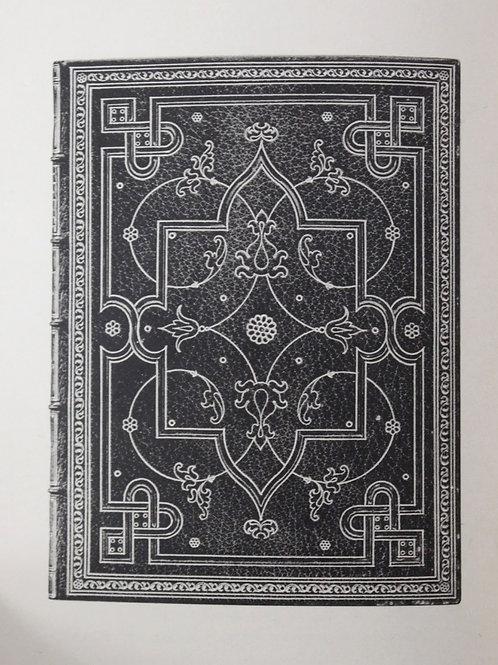 La Reliure de Luxe, Le Livre et L'Amateur par L. Derome (1888). 1/60 Japon