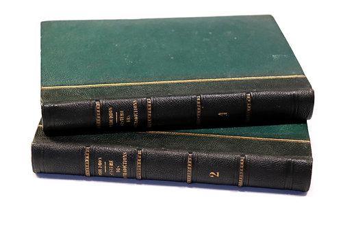 Pierre-Joseph Proudhon. Système des contradictions économiques (1850).