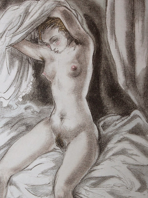 Les Aventures singulières du Chevalier de Warwick (1958) illustré par Collot