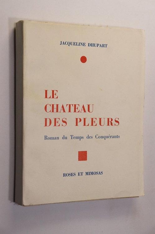 1957 curiosa fessée bdsm spanking Le Château des pleurs Dhupart rare EO érotique