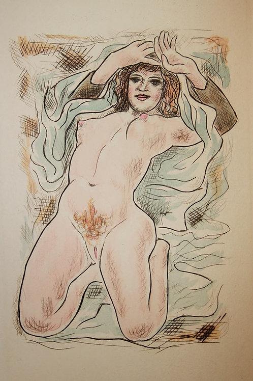 L'éducateur par de Voulonges (1948). Très beau clandestin. 26 planches libres