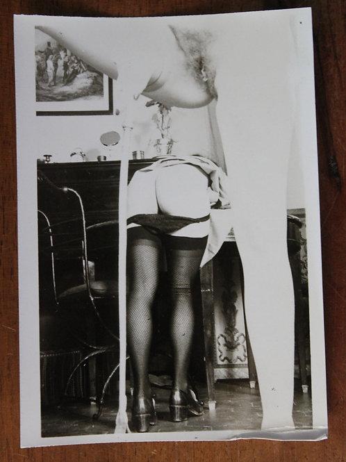Photo originale Fetish BDSM Bondage (vers 1965)
