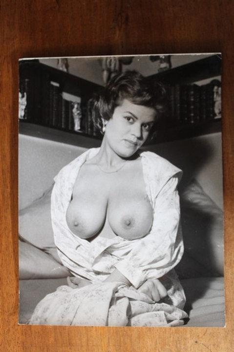 Photographie Amateur Vintage X (vers 1970). Globes ...